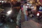 Ô tô vượt đèn đỏ, tông trúng 2 xe máy khiến 3 người thương vong ở Hải Dương