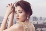 Hoa hậu Kỳ Duyên khoe vẻ sexy, quyến rũ ở tuổi 21