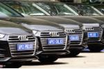 Thanh lý xe Audi mang danh xe APEC: Tổng cục Hải quan nói gì?