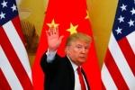 Tổng thống Trump bất ngờ tuyên bố có thể ngừng đánh thuế Trung Quốc