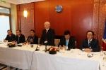 Tổng Bí thư gặp gỡ đại diện trí thức trẻ Việt Nam tại Pháp