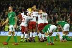 Xác định đủ 14 đội tuyển châu Âu dự World Cup 2018