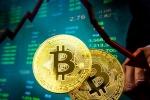 Giá Bitcoin hôm nay 25/5: Sụt giảm mạnh, thị trường đứng trước nguy cơ đổ vỡ
