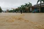 Cảnh báo mưa lớn, lũ lên nhanh kéo dài nhiều ngày ở miền Trung