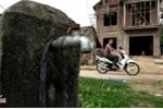 Đầu tư dự án nước sạch hàng chục tỷ đồng: Dân vẫn phải dùng nước giếng