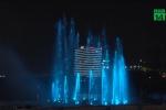 TP.HCM: Nhạc nước 3 triệu USD hoành tráng hút khách dịp Tết