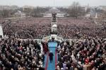 Những hình ảnh ấn tượng nhất trong lễ tuyên thệ nhậm chức của Tổng thống Donald Trump