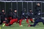 Học cách rèn thể lực như các cầu thủ U23 Việt Nam