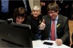 Cựu lãnh đạo Catalan bị phế truất có thể trở lại cầm quyền
