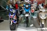 Giá xe máy Honda tháng 10/2018: SH chênh hơn 10 triệu đồng