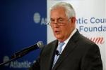 Ngoại trưởng Mỹ tuyên bố sẵn sàng đối thoại vô điều kiện với Triều Tiên