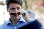 'Thủ tướng điển trai nhất thế giới' bị nghi dùng lông mày giả tại hội nghị G7
