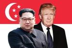 Chương trình nghị sự Trump – Kim: Có thể bàn về cơ chế hòa bình vĩnh viễn