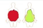 Phụ nữ thân hình quả táo dễ đau tim hơn thân hình quả lê