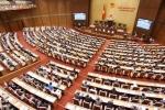 Quốc hội thảo luận sửa luật Phòng, chống tham nhũng