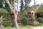 Thanh tra toàn diện 'biệt phủ' hoành tráng nhất Quảng Ninh trên đất rừng