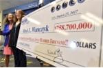 Người trúng xổ số hơn 17.000 tỷ đồng tiết lộ bí quyết mua vé