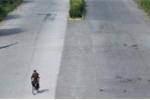 Ảnh hiếm về đường cao tốc ở Triều Tiên