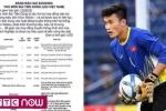 Những chuyện lùm xùm đáng quên của tuyển thủ Việt Nam trong năm 2018