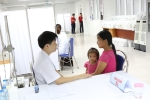 Chương trình 'Trái tim cho em' tổ chức khám sàng lọc bệnh tim miễn phí cho trẻ em tỉnh Phú Thọ
