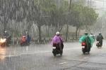 Miền Bắc mưa dông đến bao giờ?