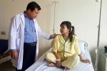 Mắc bệnh lạ, người phụ nữ có ống mật chủ giãn to gấp 10 lần bình thường