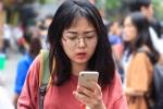 Học sinh Hà Nội dùng điện thoại hơn 5 tiếng mỗi ngày