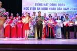Lộ diện đội thi xuất sắc nhất 'Tiếng hát công đoàn Học viện An ninh nhân dân năm 2018'