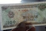 Thông tin 'sốc' về tờ tiền 100 đồng tài xế đòi trả lại tại BOT Cai Lậy