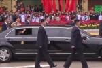 Điều ít biết về đội cận vệ 'lá chắn sống' của Chủ tịch Triều Tiên
