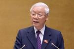 Tổng Bí thư, Chủ tịch nước Nguyễn Phú Trọng gửi lời cảm ơn đến các thành viên LHQ