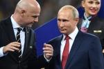 Không phải Pháp hay Croatia, ông Putin gặp riêng đội tuyển này sau trận chung kết