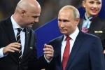 Khong phai Phap hay Croatia, ong Putin gap rieng doi tuyen nay sau tran chung ket hinh anh 1