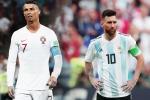 Thảm hoạ World Cup 2018: Một đêm mất cả Ronaldo lẫn Messi