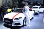 Audi ra mắt 3 mẫu ô tô 'đẹp, độc, đắt' tại Việt Nam