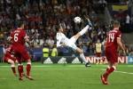 Real vô địch C1 2018: Cận cảnh siêu phẩm vô lê của Bale khiến cả thế giới ngưỡng mộ