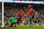 Dấu ấn Man City vs MU: Pogba thể hiện bản lĩnh, trọng tài mắc sai lầm tai hại