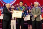 Vinh danh 87 cán bộ Đoàn tiêu biểu nhận giải thưởng Lý Tự Trọng