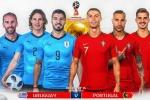 Nhận định Uruguay vs Bồ Đào Nha: Khi phòng ngự gặp thực dụng