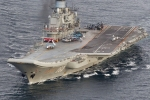Đọ sức mạnh tàu sân bay Nga với tàu sân bay Mỹ vừa tới Việt Nam