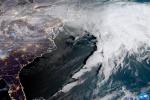 Bão tuyết khủng khiếp ở Mỹ, cơ quan chính phủ đóng cửa, hàng ngàn chuyến bay bị hủy