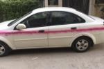 Truy tìm kẻ phun sơn lên hơn chục chiếc ô tô ở Hà Nội