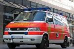 Khâm phục cảnh người Đức nhường đường xe cấp cứu