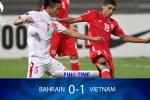 Thắng U19 Bahrain, U19 Việt Nam giành vé dự World Cup U20