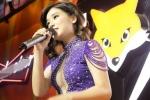 Hoàng Yến Chibi gây ngỡ ngàng khi diện trang phục gợi cảm khoe khéo vòng 1