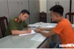 Bị bắt khi mang 6.000 bao thuốc lá nhập lậu về Hà Nội