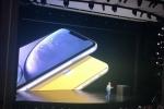 Apple ra mat 3 sieu pham iPhone Xr, Xs, Xs Max: Gia tu 749 USD, co ban 2 sim hinh anh 2