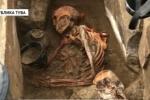 Video: Phát hiện xác ướp 'người đẹp ngủ dưới hồ' còn nguyên vẹn sau 2000 năm
