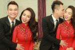 Khắc Việt làm lễ ăn hỏi với bạn gái DJ xinh đẹp