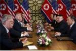 """""""Tổng thống Trump đưa ra một loạt lựa chọn, ông Kim Jong-un từ chối tất cả"""""""